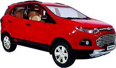 Jack Royal Plastic Pull Back Action Spotz Echo Indian Popular SUV (Red)