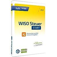 WISO Steuer-Start 2021 (für Steuerjahr 2020   Standard Verpackung) jetzt mit automatischem Umstieg von Elsterformular