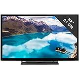 Toshiba - TV Led 80 Cm (32) Toshiba 32Ll3A63Dg Full HD Smart TV Wi-Fi