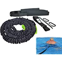BodyCROSS Allenatore di Nuoto con Cintura Imbottita   Nuoto Senza Sistema controcorrente