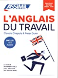 L'Anglais du travail (livre+CD)