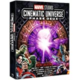 Marvel Studios Cinematic Universe : Phase 2 - 6 films [Blu-ray]