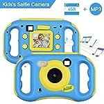 """AGM MP3 Kinderkamera ,Digitalkamera Videokamera mit 1.77"""" LCD Display Design,Eingebauter Speicher von 4GB, ,Geburtstag..."""