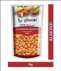 glomin Almond Raw 1kg