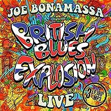 British Blues Explosion Live (Black 180gr 3lp+Mp3) [Vinyl LP]