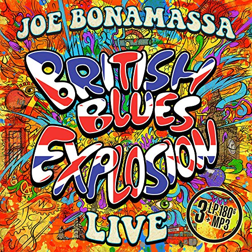 British Blues Explosion Live (Limited Edition) [VINYL]
