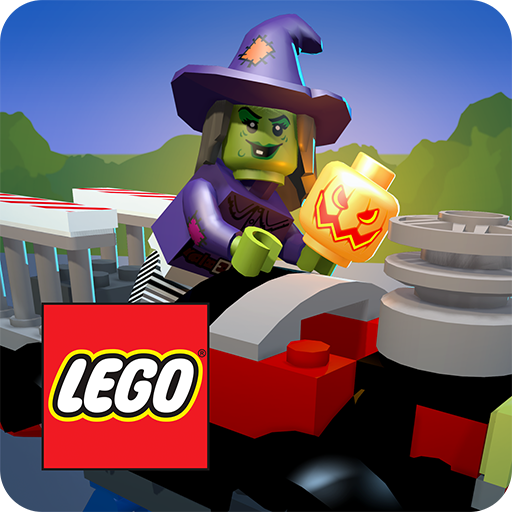 LEGO® Juniors Create & Cruise - Halloween (Beste Halloween Websites)