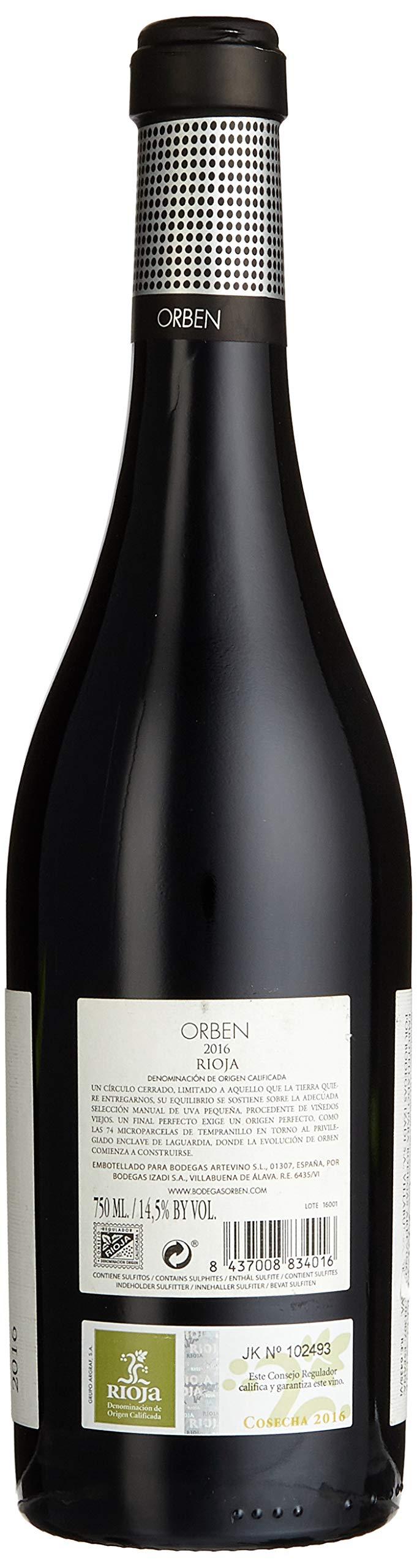 Artevino-Orben-Tempranillo-20112015-Trocken-1-x-075-l