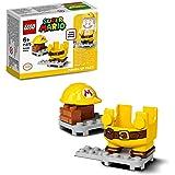 LEGO Super Mario Power-uppakket: Bouw-Mario 71373 bouwset; verzamelspeelgoed voor creatieve kinderen (10 onderdelen)