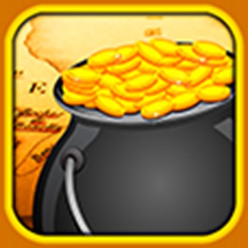 Verlorene Goldschatz Casino & Slots - Hit it Rich! Spin and Win mit wildem Spielautomaten Kostenlos (Hit It Rich Casino Kostenlos)