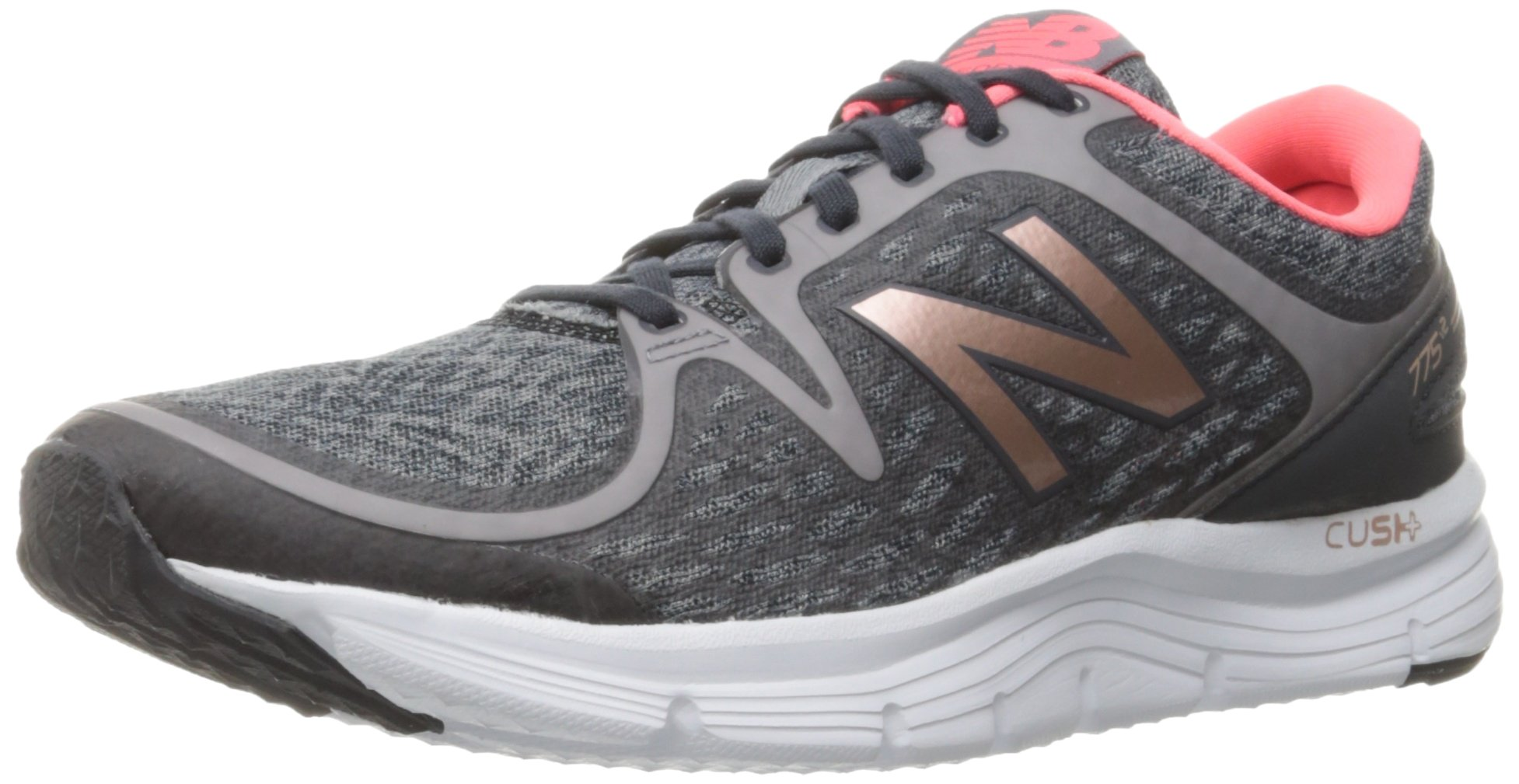 New Balance Damen W775v2 Running Shoe-w Laufschuhe, blau, Medium
