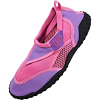 Boys Girls Mens Womens Surf Aqua Shoes Beach Swim Water Shoes Wetsuit Socks (UK