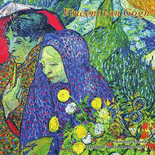 Vincent van Gogh Calendario 2017