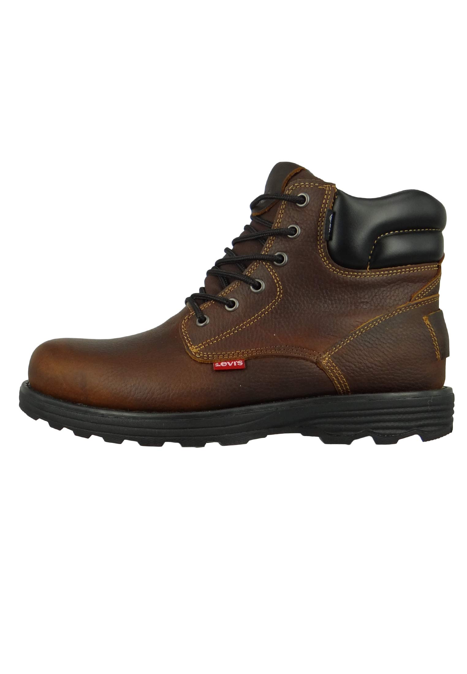 Levi's Arrowhead 228777-829-128 Men's Walking Boots Brown 2