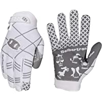 Seibertron PRO 3.0 Elite Ultra-Stick Sports Receiver Gloves/Guanti da Football Americano PRO Ricevitore Gioventù e…