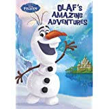 Disney Frozen Olaf's Amazing Adventures (Padded Classic)