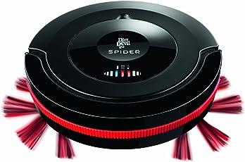 Dirt Devil Spider M607 Saugroboter (17 W, 0,27 l Staubbehältervolumen, 3 Programme) schwarz