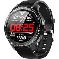 Senbos Montre Connectée IP68 Montre Intelligente Sport avec Moniteur de fréquence Cardiaque Compteur Moniteur De Santé…