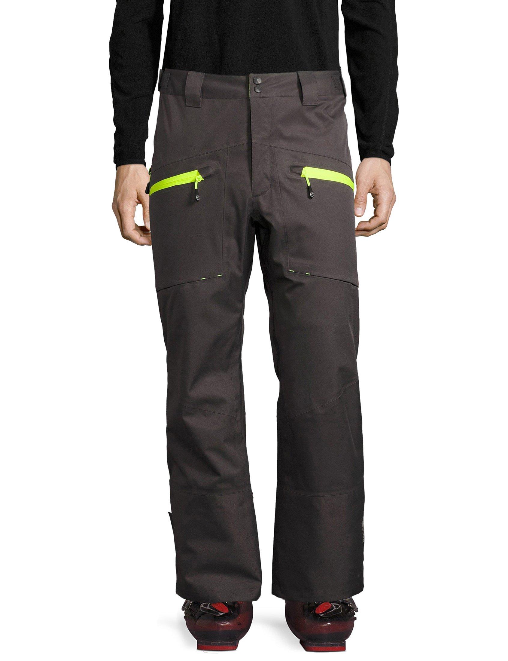carino economico 100% di soddisfazione nuova selezione Ultrasport Professional Pantaloni da sci 2 in 1 da uomo Inuit con sistema  di salvataggio RECCO, pantaloni da sci da uomo, pantaloni funzionali da ...