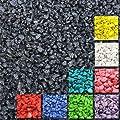 Dekokies Zierkies Garten Kies Splitt - Farbe wählbar von MGS SHOP - Du und dein Garten