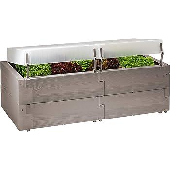 juwel 20474 beet hochbeet timber umfangreiches systemzubeh r vom ganzjahres beetsystem bis. Black Bedroom Furniture Sets. Home Design Ideas