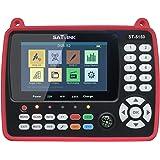 VISLONE ST-5150 DVB-S2 / T2 / C COMBO HD Buscador de señal de TV por satélite Medidor de señal de mano digital Buscador de sa