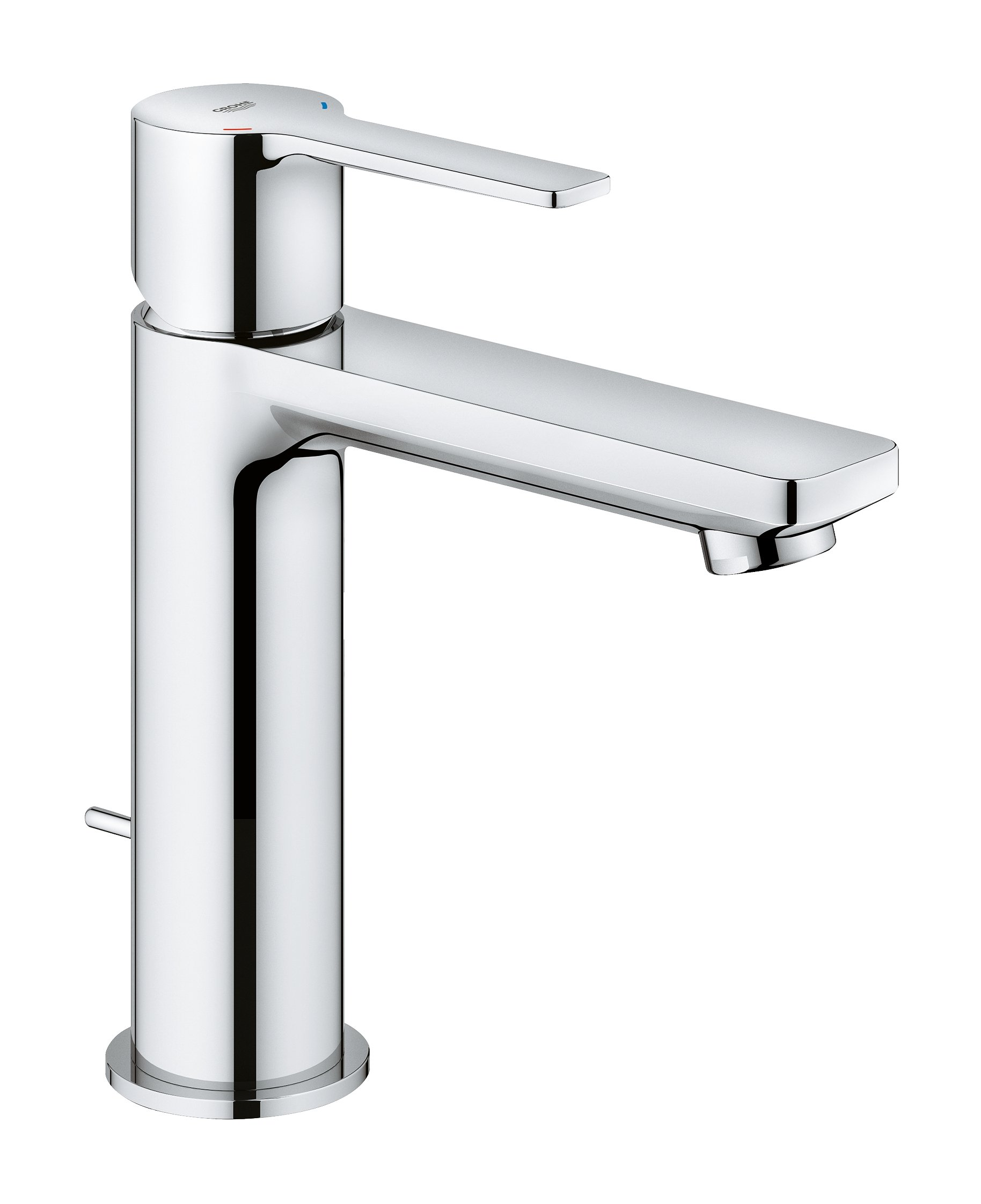 Grohe 32114001 Lineare Mitigeur Lavabo, Chrome, Taille S