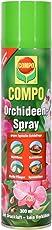 COMPO Orchideen-Spray, Bekämpfung von Schädlingen an Orchideen und Zierpflanzen, Anwendungsfertig, 300 ml