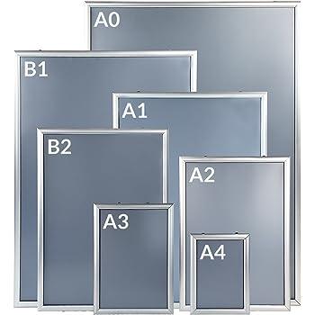 Din A1 Bilderrahmen : jago alu klapprahmen din a1 aus aluminium ~ Watch28wear.com Haus und Dekorationen