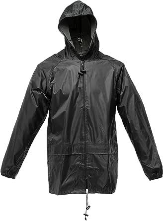 Regatta Unisex Waterproof Jacket Pro Stormbreak Adults Leisurewear Outdoors Walking Windproof Hoodie Light Long Coat