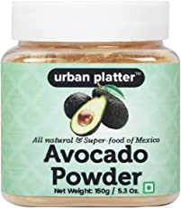 Urban Platter Avocado Powder, 150g (All Natural Super-Food of Mexico)
