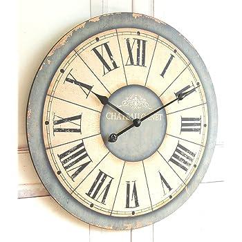 Intellektuell Wanduhr* KÜchenuhr Paris Uhr