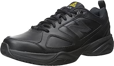 New Balance Men's Mid626K2 Training Work Shoe, Black, 10 D US