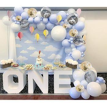 Home & Garden 30 X Blu Festa Palloncini Buon Compleanno Great Varieties