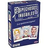 Sospechosos inusuales (Lúdilo) – Juego de Mesa cooperativo para Jugar en Familia o con amigosn Juegos de Mesa Familiares para