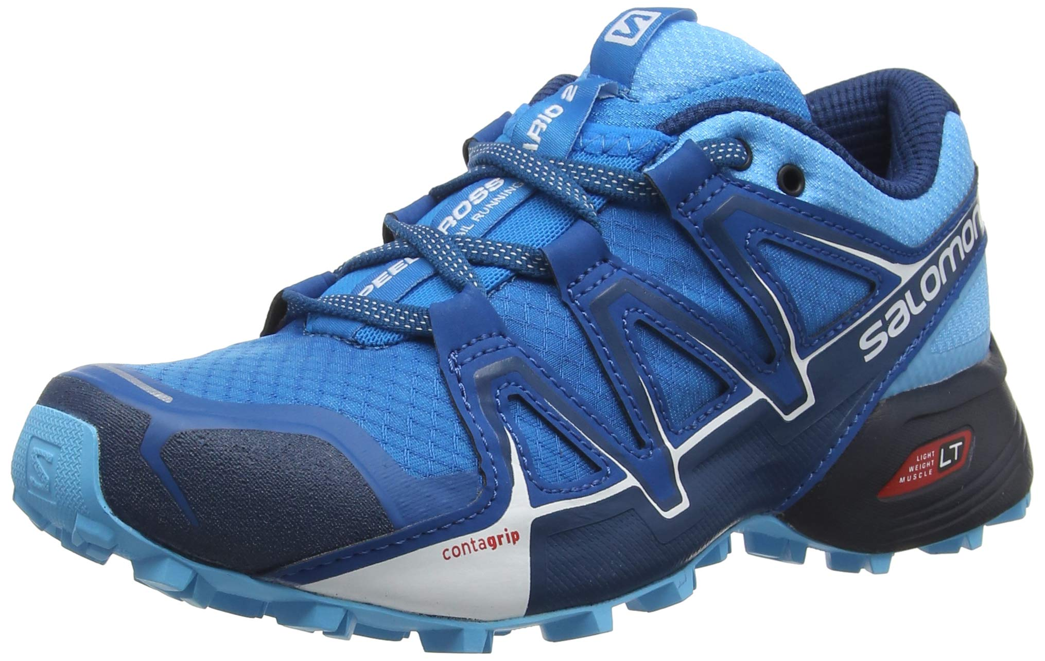 quality design d669b 131c9 Salomon Damen Speedcross Vario 2 Trailrunning-Schuhe, Schwarz