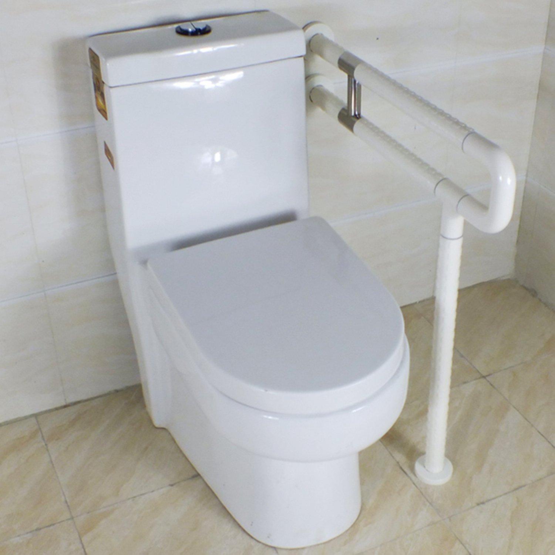 ibama st tzklappgriff toiletten wc aufstehhilfe stahl. Black Bedroom Furniture Sets. Home Design Ideas