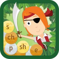 Pirate Phonics 1 : Kids learn to read!