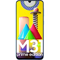 Samsung Galaxy M31 Prime Edition (Iceberg Blue, 6GB RAM, 128GB Storage) - Get Flat Rs 2,500 Instant Discount with select…