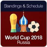 Coupe du monde de football de 2018 - Calendrier