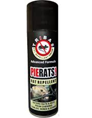 Pierats Rat Mouse Repellent Spray for Car Bus Truck Bike 200ml