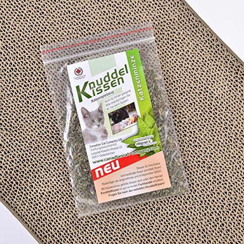 CanadianCat Company ® | Cat's Grove XXL Kratzmöbel, Kratzbrett aus Wellpappe - 6