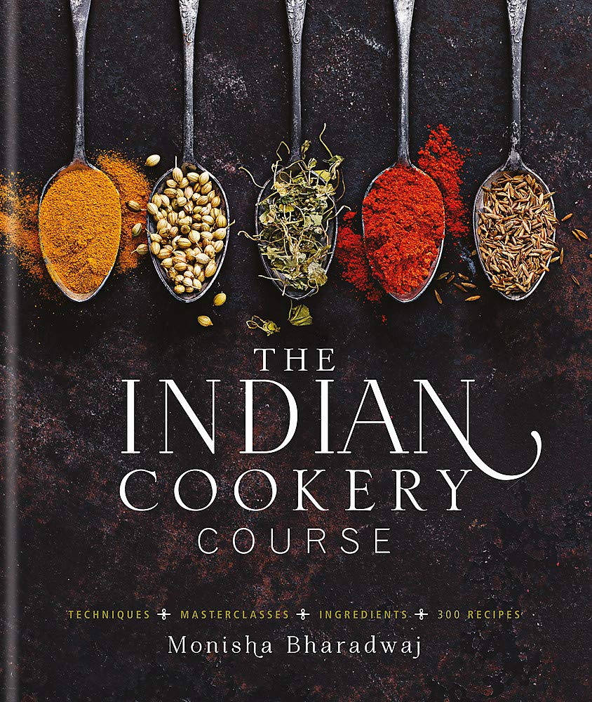 The Indian Cookery Course 1
