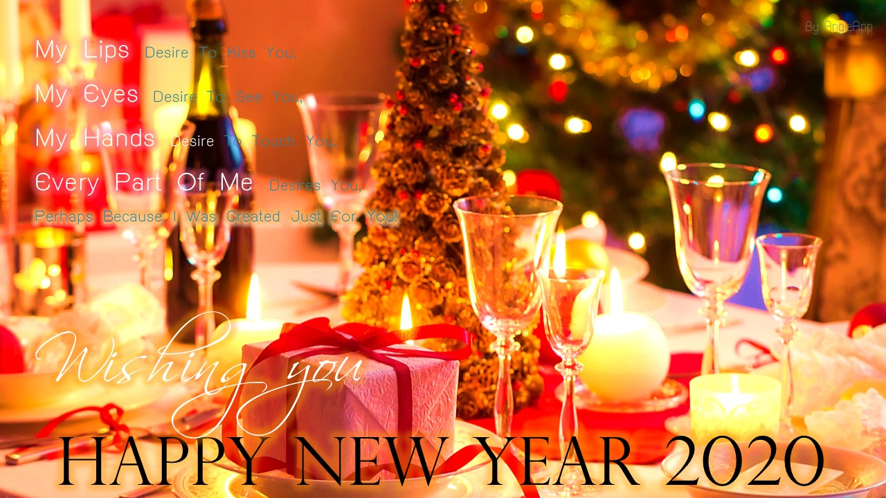 Happy New Year Greeting Cards 2020: Amazon.in: Appstore ...