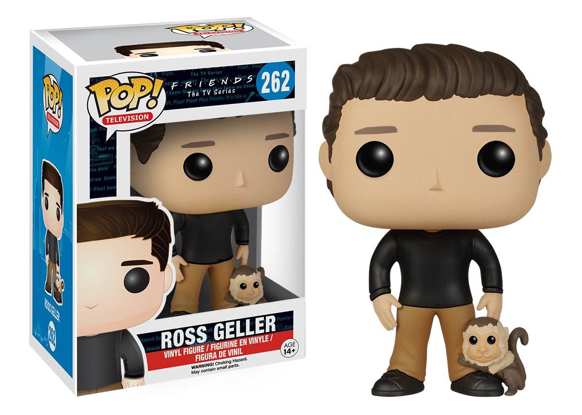 Funko Pop Ross Geller (Friends 262) Funko Pop Friends