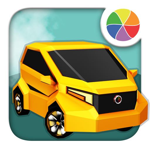 Toy Car RC - Manejar un coche virtual en el mundo real con la Realidad Aumentada