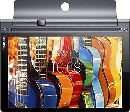 Lenovo Yoga Tab 3 Pro Tablet with Inbuilt Projector (10.1 inch, 64GB, Wi-Fi + 4G LTE), Puma Black