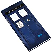 Doctor Who Official 2018 Diary - Week to View Slim Pocket Format