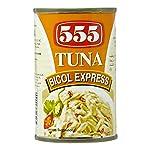 555 Tuna Bicol Express  - 155 gm