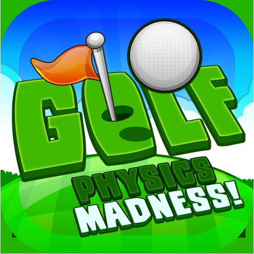 Golf Physics Madness - Sports Master -